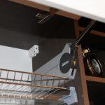 """Кухня эконом с фасадами ДСП Egger """"Вудлайн Кремовый"""""""