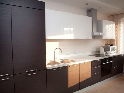 "Кухня с фасадами SIDAK Original пленка ПВХ ""Дуб Мелинга"""