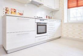 Кухня с фасадами Egger W1000 ST38