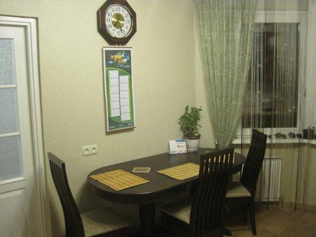Классическая кухня с рамочными фасадами МДФ