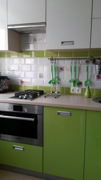 рейлинг на кухне