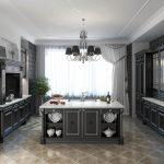 Кухня AFINA Nero
