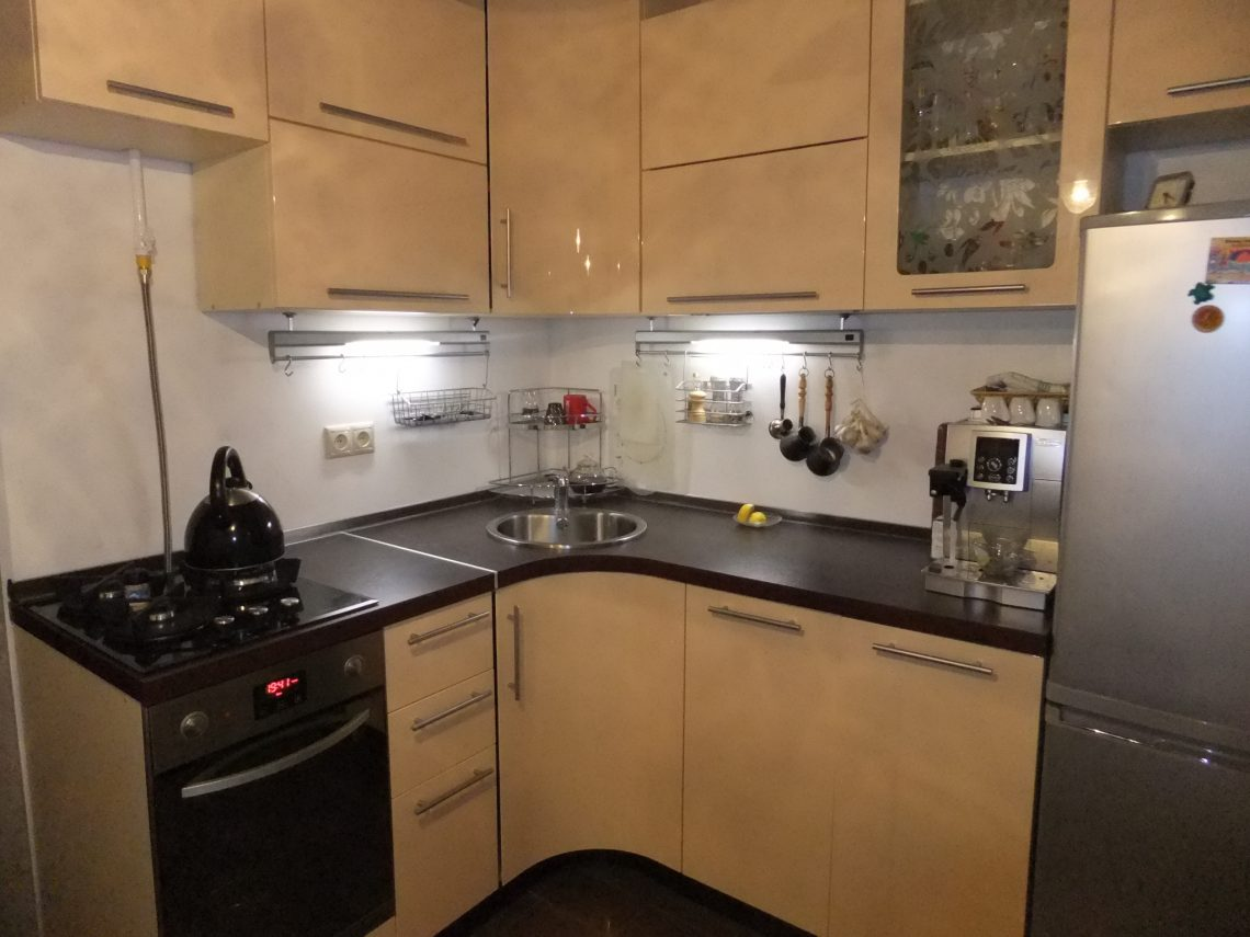 Интерьер кухни 6 метров фото