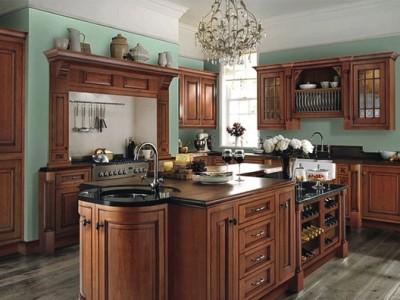 Каталог кухонь в стиле Кантри