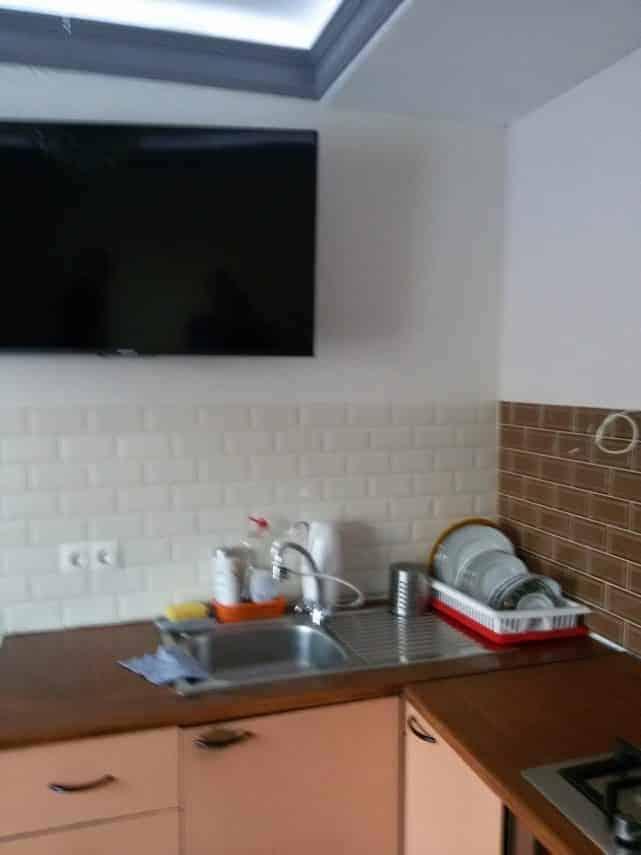 Кухня эмаль с патиной в Шагрово