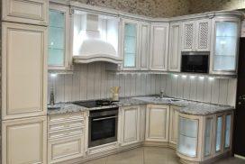 Кухня Инфинити Платинум