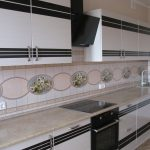 Кухня с фасадами ALBICO 01 KF 021 V