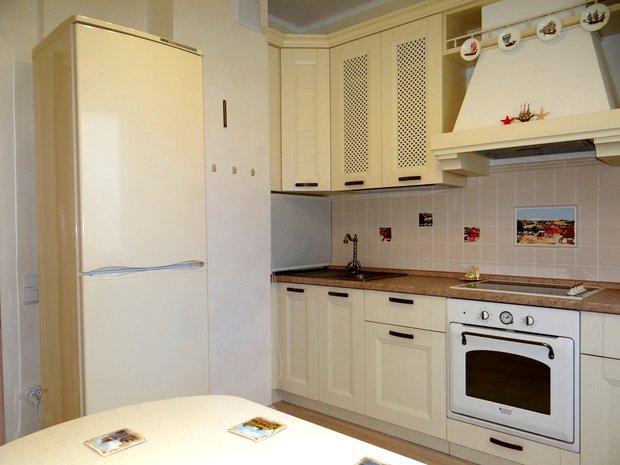 ванильная кухня