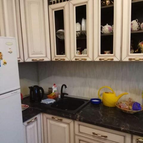 "Кухня с фасадами ПВХ Патина ""Элегия"" от ВХЦ"