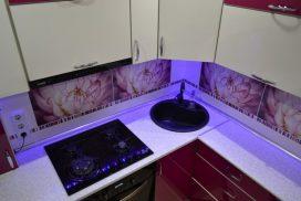 Кухни в хрущевку