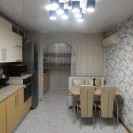 """Кухня с крашенными фасадами """"Пастель"""""""