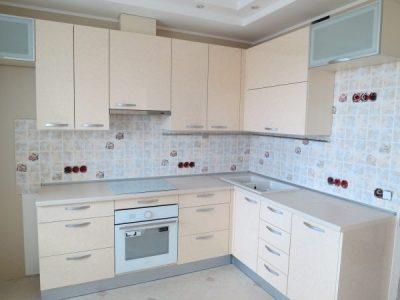 Кухня с фасадами ARPA 2525