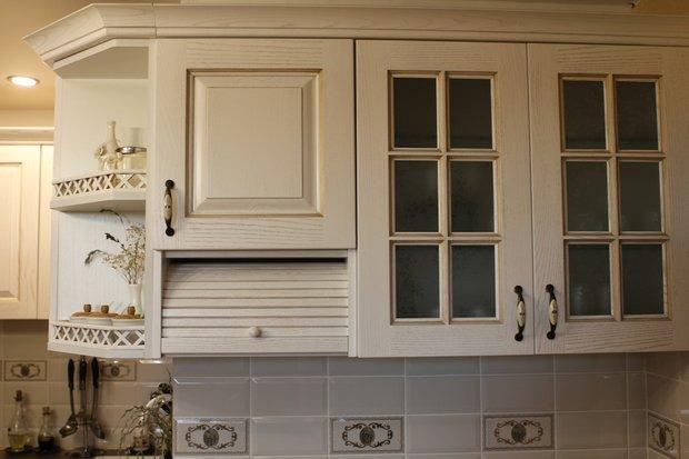 Классическая кухня Z-образной формы