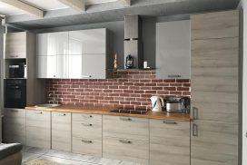 Кухня Hi Gloss/Sangalo