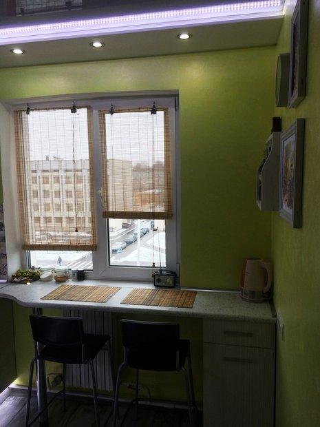 Компактная кухня на 5 кв.м.