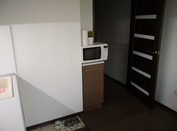Лаконичная, простая и удобная кухня Венге