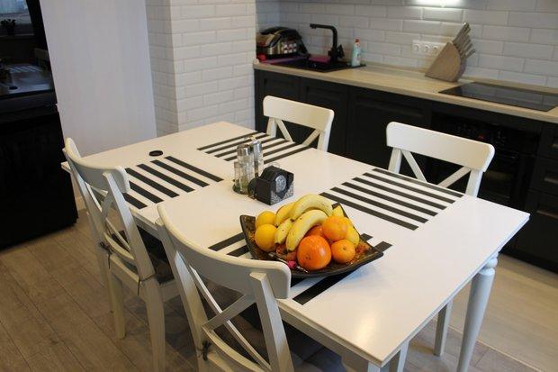 стол икеа кухня