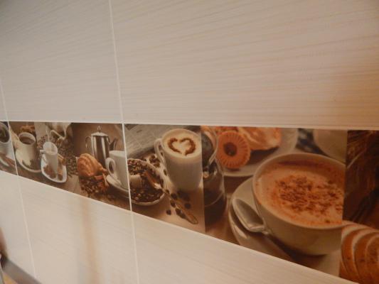 плитка кофе