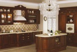 Кухня Сесилия