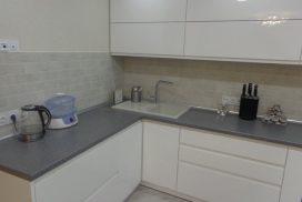 Кухня с интегрированными ручками SHANTAL (Шанталь)