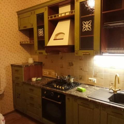 Кухня Флореале Верде на ул. Чайковского
