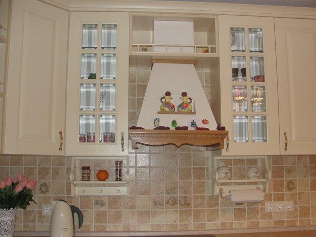 мелкоформатная кухонная плитка