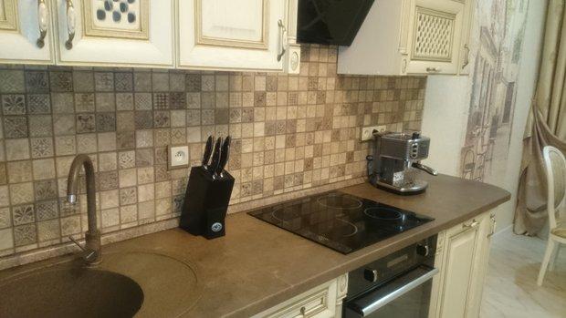 Классическая кухня-камбуз