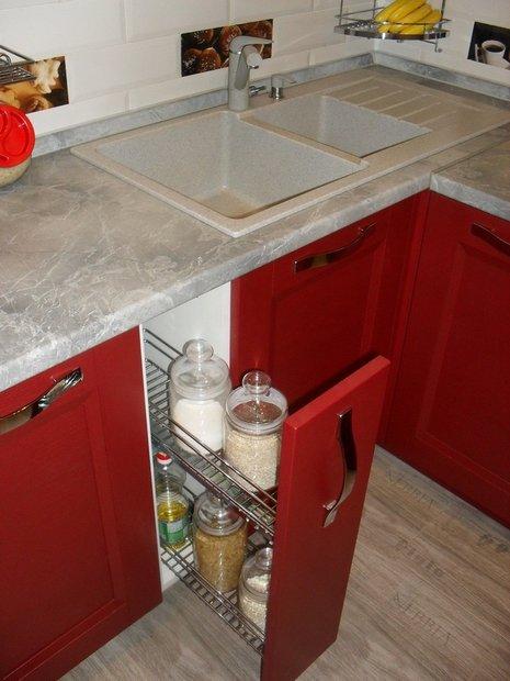 карго на кухне