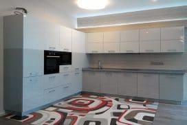 Кухня RAL 7035